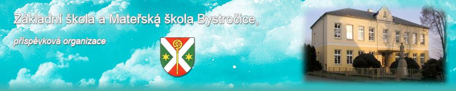 Základní škola a Mateřská škola Bystročice,